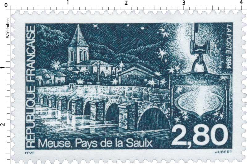1994 Meuse. Pays de la Saulx
