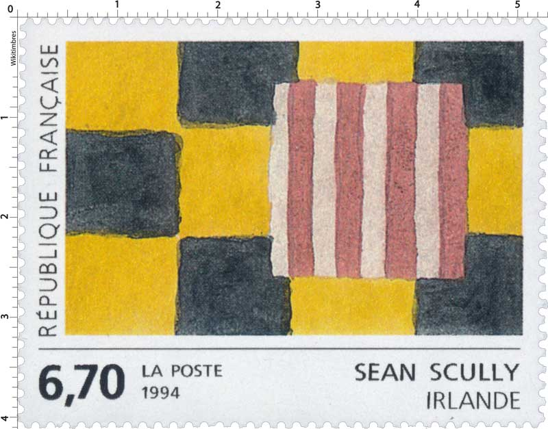1994 SEAN SCULLY Irlande
