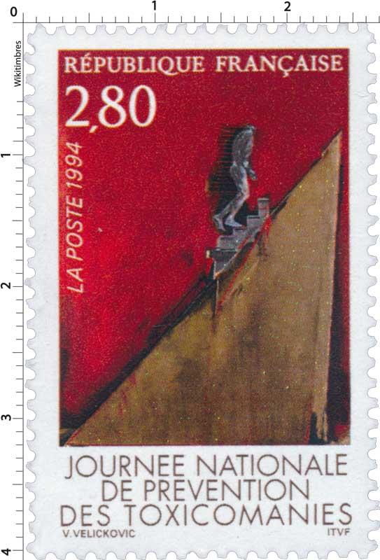 1994 JOURNÉE NATIONALE DE PRÉVENTION DES TOXICOMANIES
