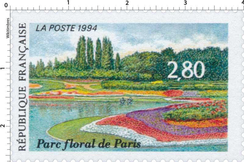 1994 Parc floral de Paris
