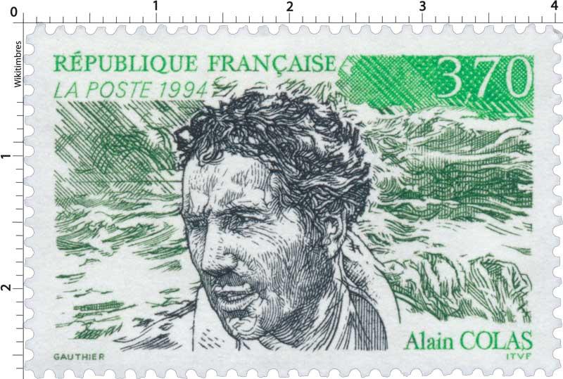 1994 Alain COLAS