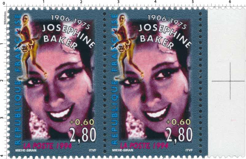 1994 JOSÉPHINE BAKER 1906-1975