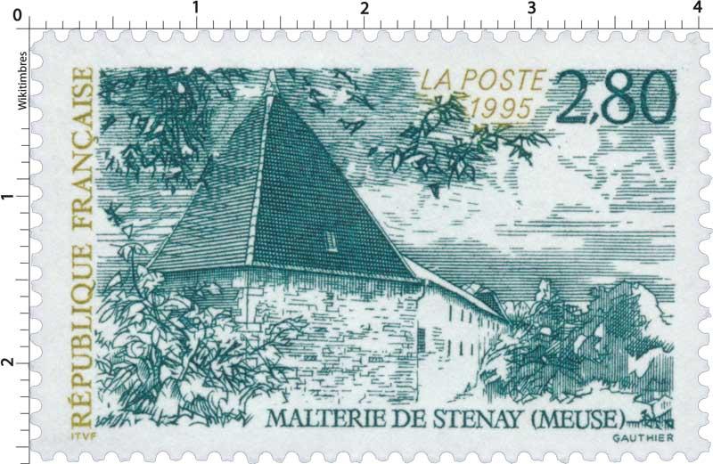1995 MALTERIE DE STENAY (MEUSE)
