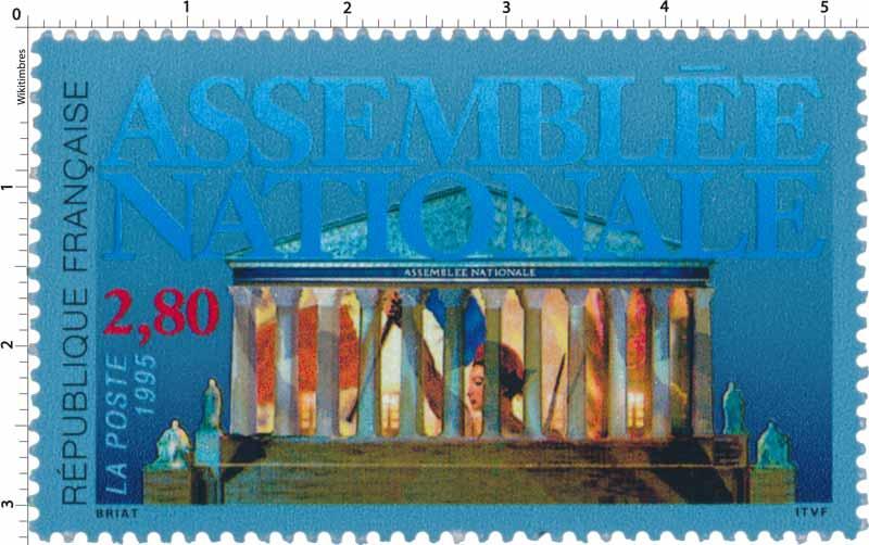 1995 ASSEMBLÉE NATIONALE