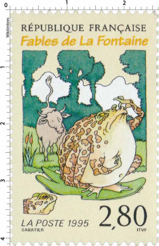 1995 Fables de la Fontaine