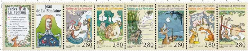 1995 Jean de la Fontaine 1621-1695 Fables de la Fontaine