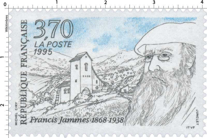 1995 Francis Jammes 1868-1938