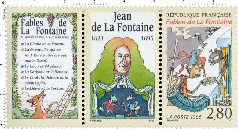 1995 Fables de la Fontaine