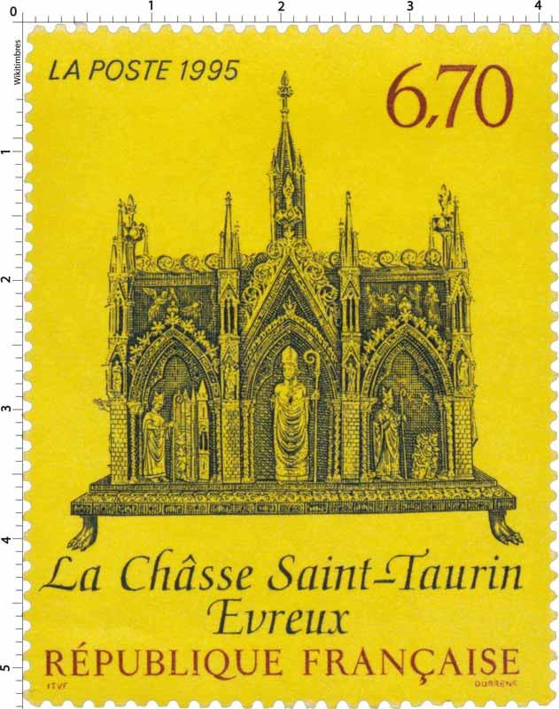 1995 La châsse Saint-Taurin Évreux