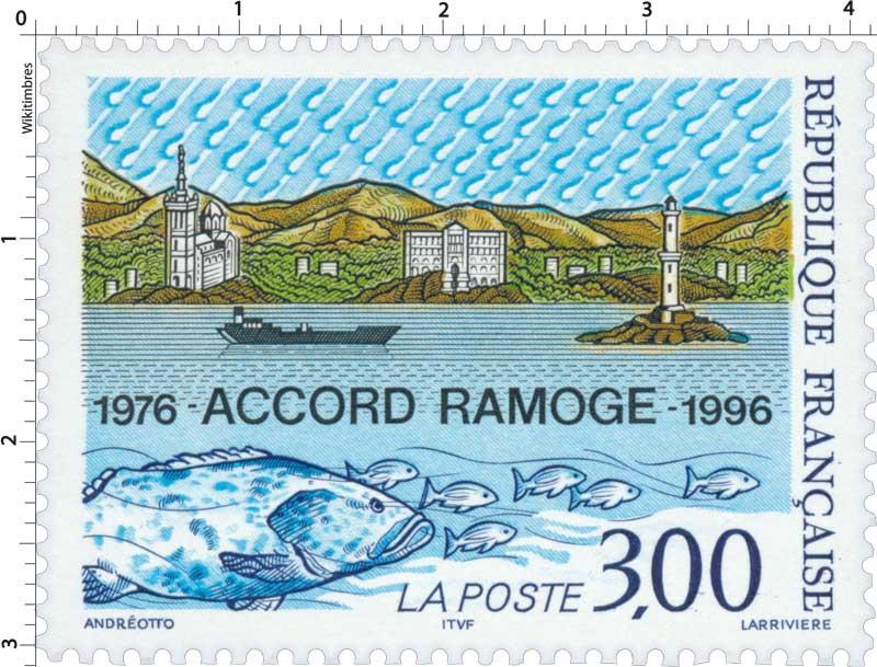 ACCORD RAMOGE 1976-1996