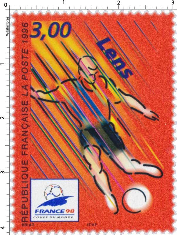 1996 FRANCE 98 Lens