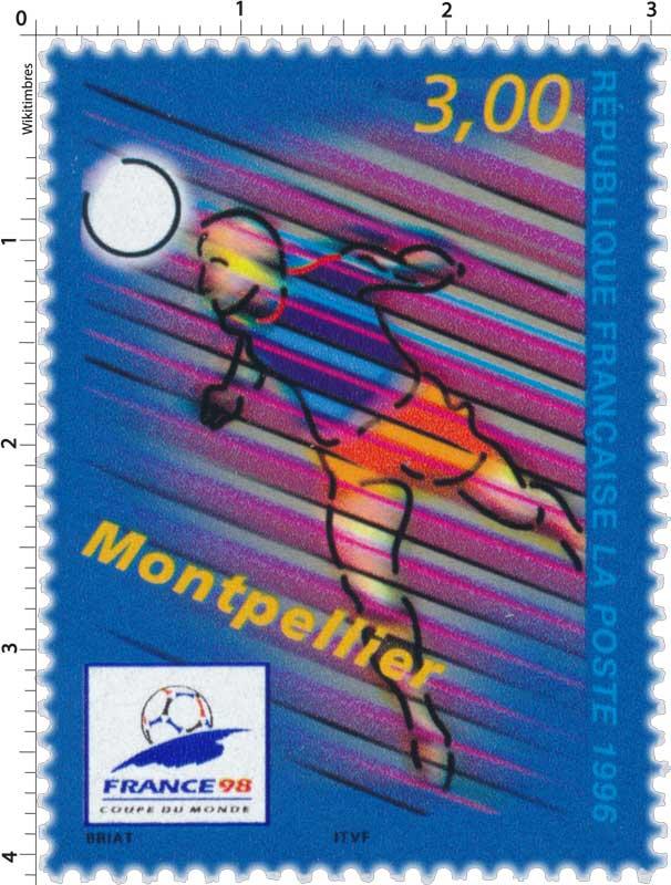 1996 FRANCE 98 Montpellier