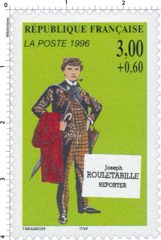 1996 Joseph ROULETABILLE REPORTER