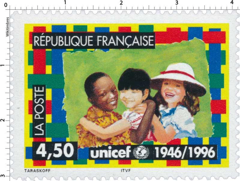 Unicef 1946-1996