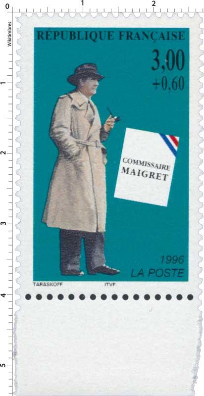1996 COMMISSAIRE MAIGRET