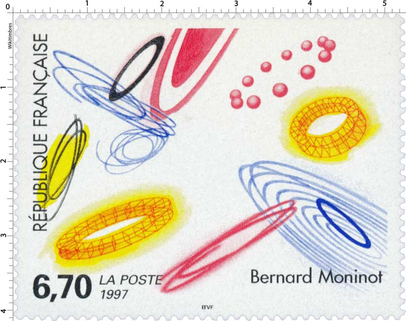 1997 Bernard Moninot