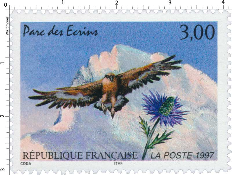 1997 Parc des Écrins