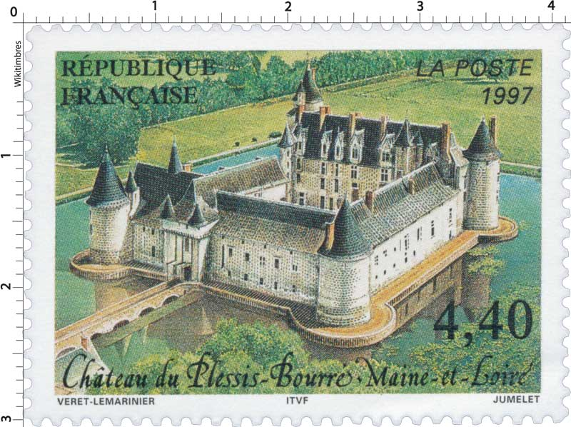 1997 Château du Plessis-Bourré - Maine-et-Loire