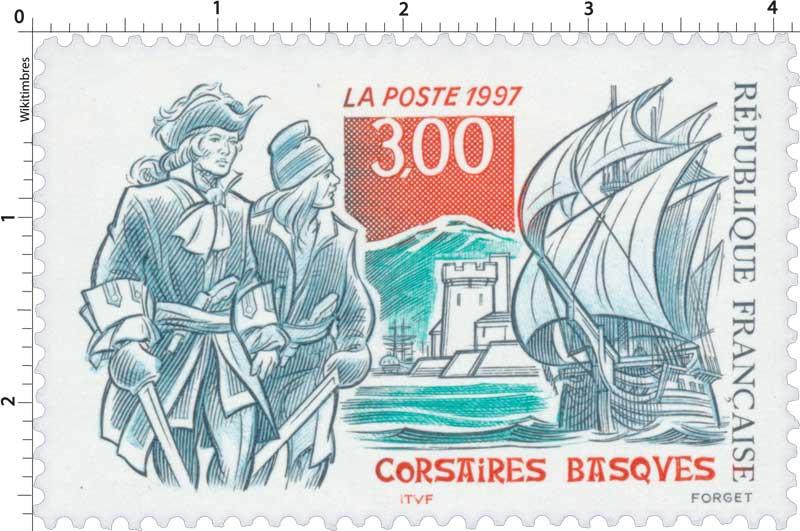 1997 CORSAIRES BASQUES