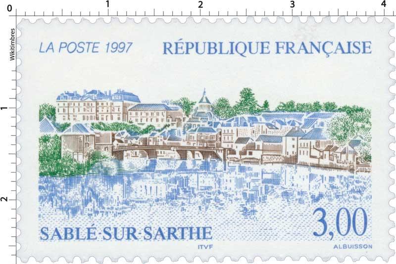 1997 SABLÉ-SUR-SARTHE