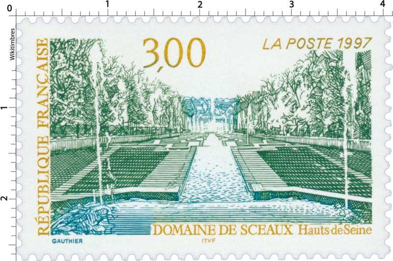 1997 DOMAINE DE SCEAUX Hauts de Seine