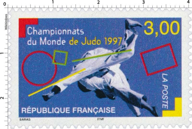 Championnats du Monde de Judo 1997