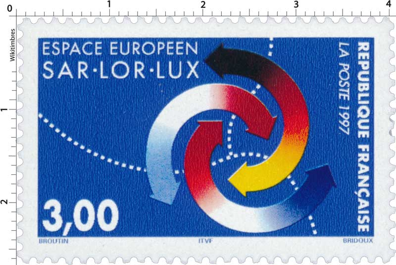 1997 ESPACE EUROPÉEN SAR.LOR.LUX