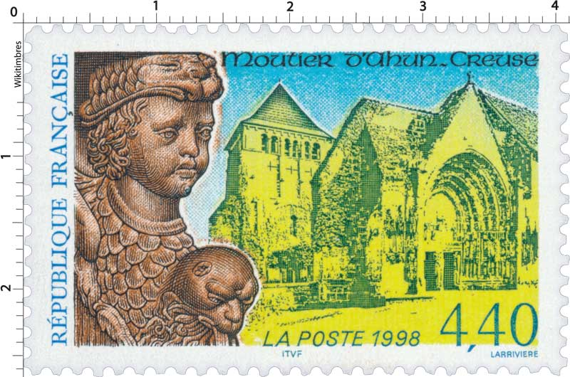 1998 Moutier d'Ahun - Creuse