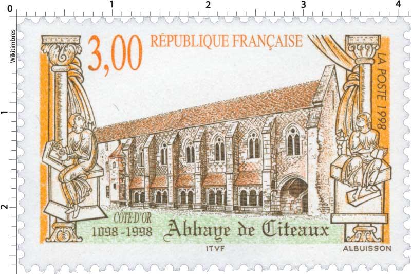 1998 Abbaye de Cîteaux CÔTE D'OR 1098-1998