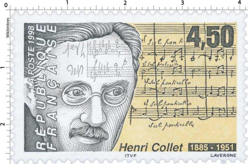 1998 Henri Collet 1885-1951