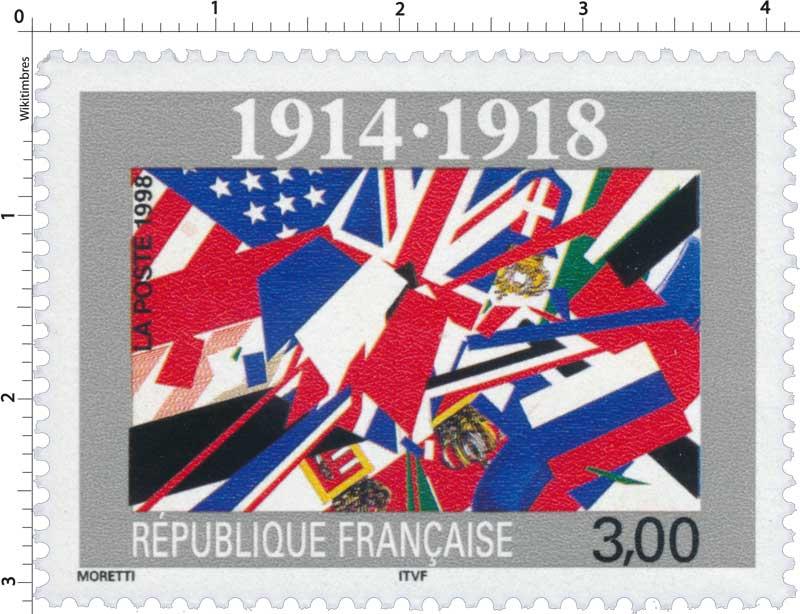 1998 1914-1918