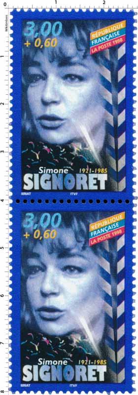 1998 Simone SIGNORET 1921-1985