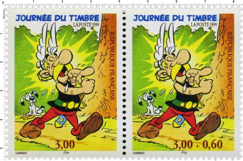 1999 JOURNÉE DU TIMBRE