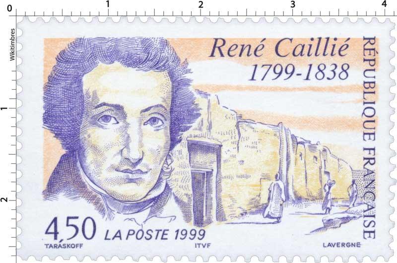 1999 René Caillié 1799-1838