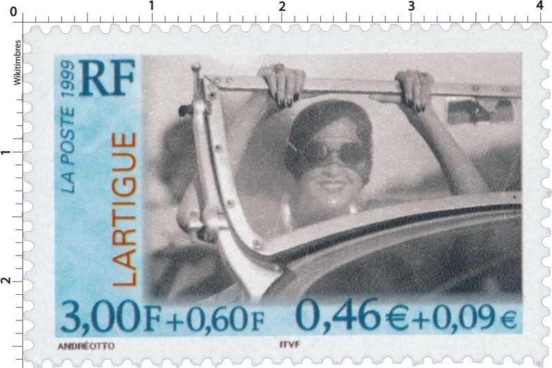 1999 LARTIGUE