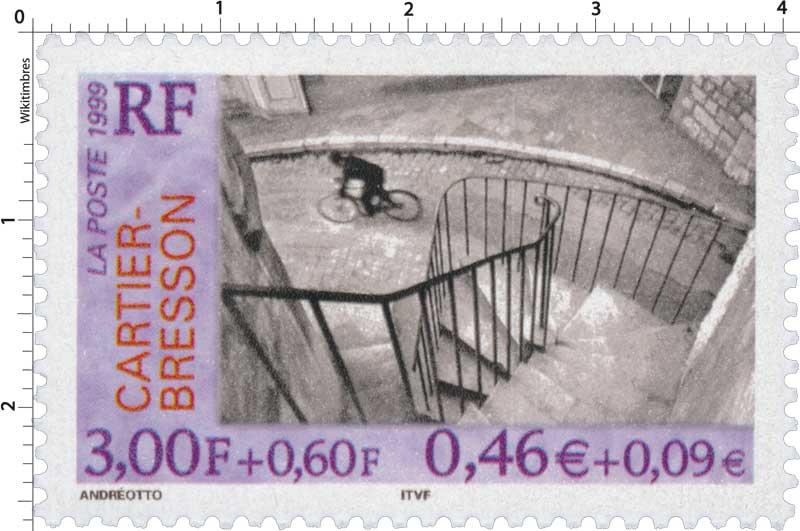 1999 CARTIER-BRESSON
