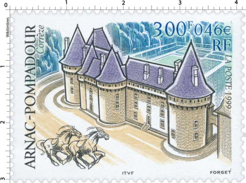 1999 ARNAC-POMPADOUR Corrèze