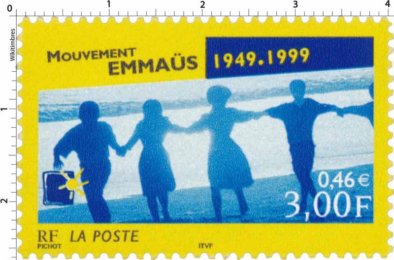 MOUVEMENT EMMAÜS 1949-1999