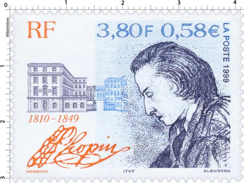 1999 CHOPIN 1810-1849