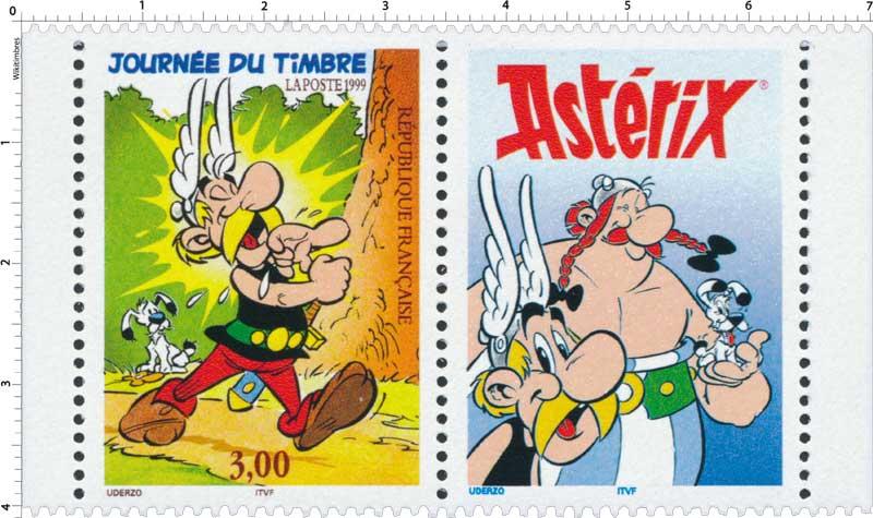 1999 JOURNÉE DU TIMBRE Astérix