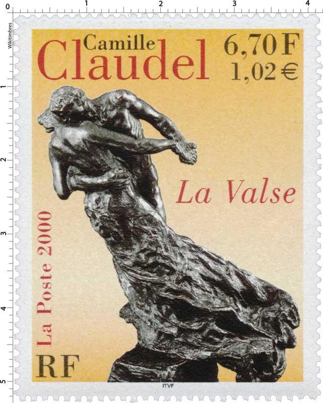 2000 Camille Claudel La Valse