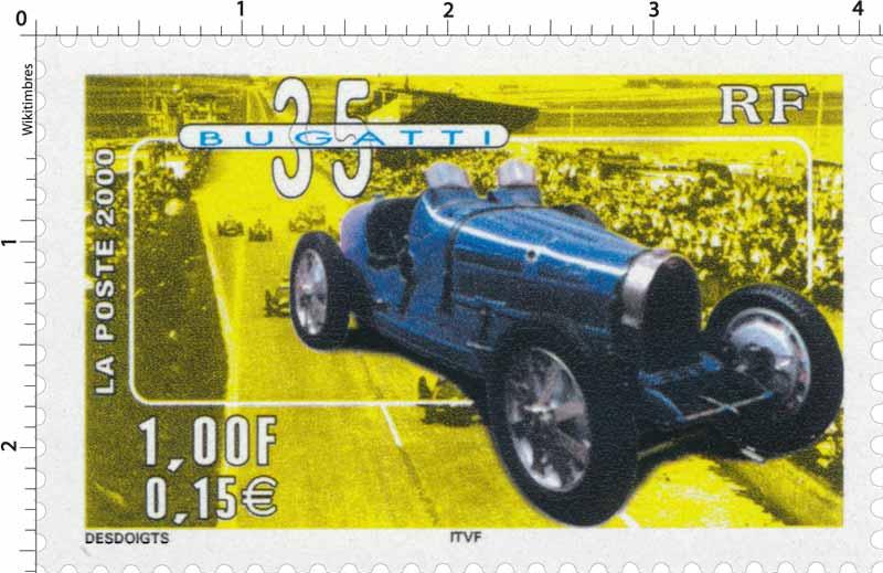 2000 BUGATTI 35