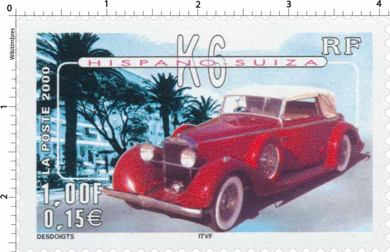 2000 HISPANO-SUIZA K6