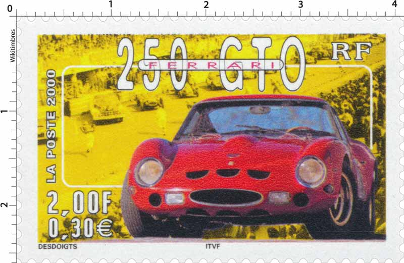 2000 FERRARI 250 GTO