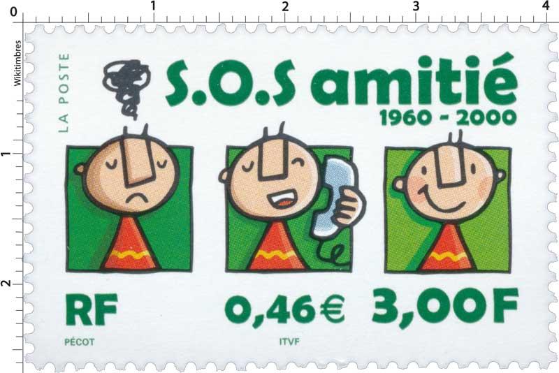 S.O.S amitié 1960-2000