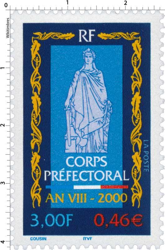 CORPS PRÉFECTORAL AN VII - 2000