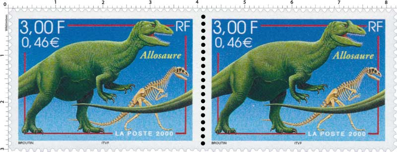 2000 Allosaure