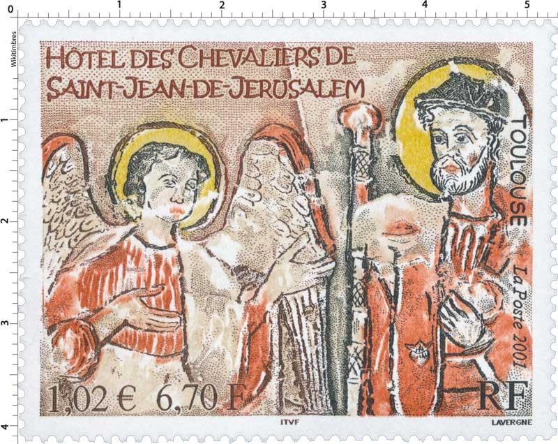 2001 HÔTEL DES CHEVALIERS DE SAINT-JEAN-DE-JÉRUSALEM TOULOUSE