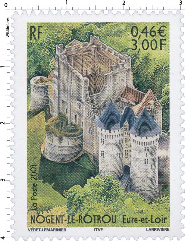 2001 NOGENT-LE-ROTROU Eure-et-Loir