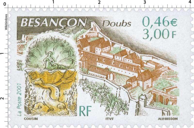 2001 BESANÇON Doubs
